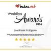 Premio Wedding Awards 2014 bodas.net
